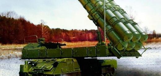ЗРК «Бук-М3»