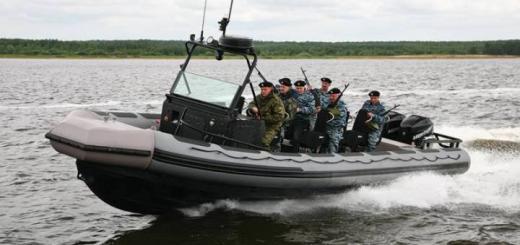 Лодка БК-10
