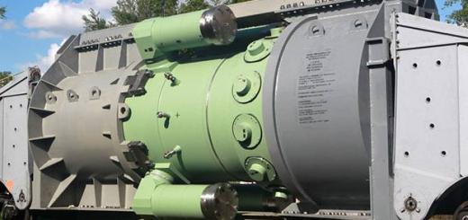 Корпус реакторной установки РИТМ-200