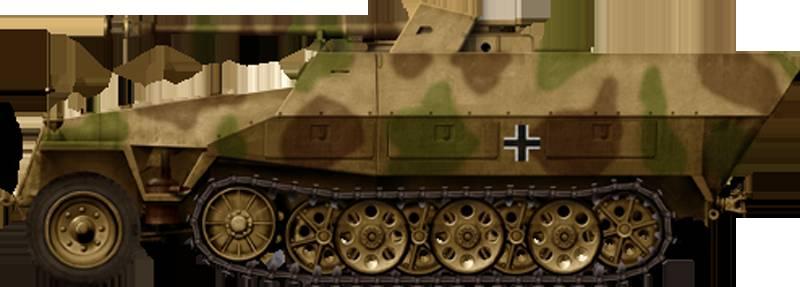 Sd.Kfz.251 Ausf.D