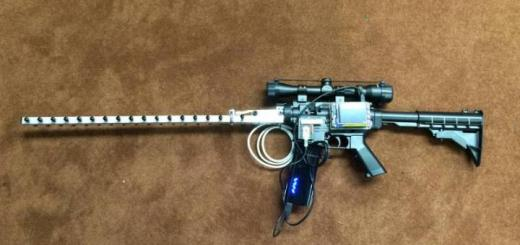 «Винтовка» Cyber Capability Rifle