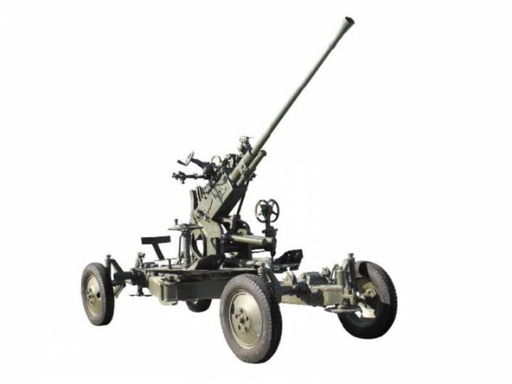 37-мм зенитный автомат 61-К