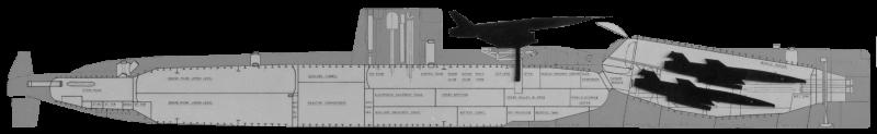 Атомная подводная лодка USS Halibut (SSGN-587). Часть I: Подводный ракетоносец