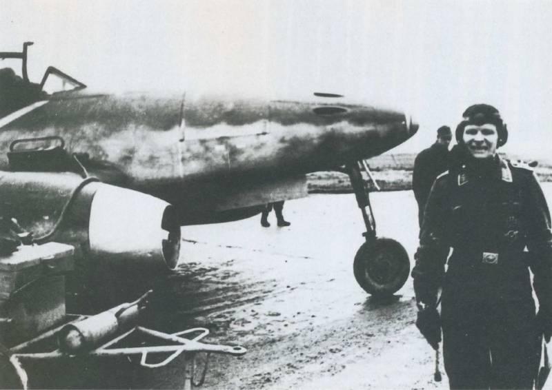 «Люфтваффе в 45-м. Последние полёты и проекты». Продолжение, часть 1