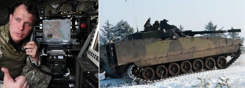 Модернизация танков Leopard 2 датской армии